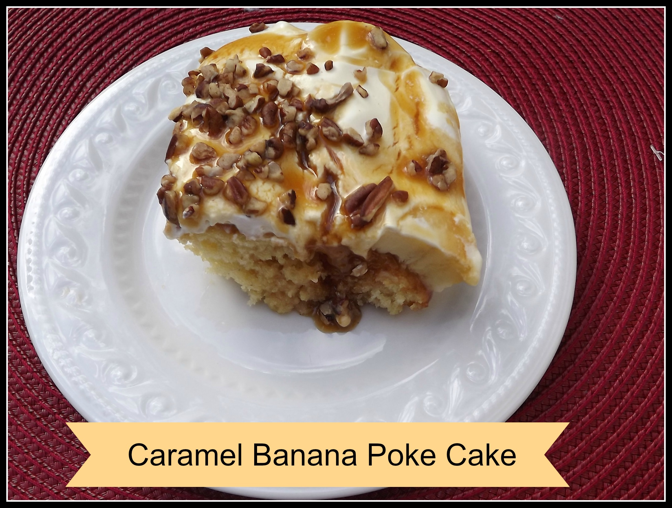 Caramel Banana Cake Recipes — Dishmaps