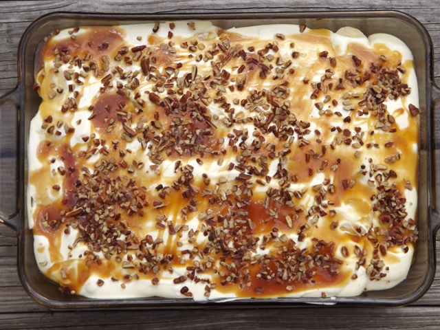 Banana Pudding Poke Cake Recipe Southern Living
