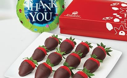Edible Arrangements Many Thanks Gift Package