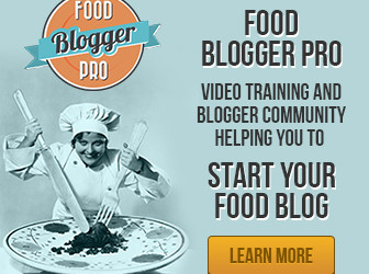 Start  Food Blog Like A Pro