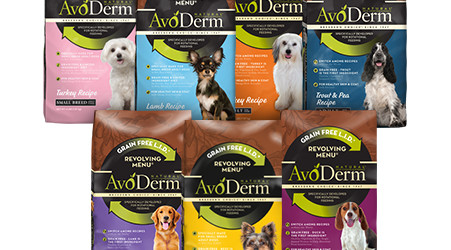 Where to Find AvoDerm Revolving Menu ? #AvoDermNatural