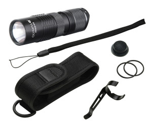 Flashlight RG245-whats included