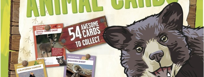 BI-LO has launched an engaging, new program designed to encourage kids to learn about the wildlife in their own backyards – the Animals of America collector card program!